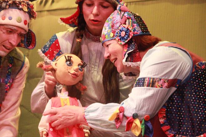 Липецкий театр кукол