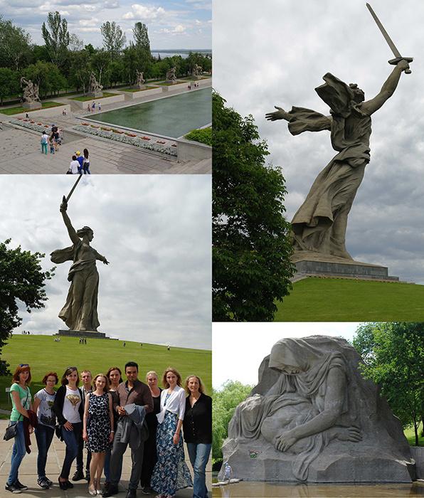 Участник Битвы экстрасенсов-3 побывал в Волгограде