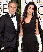 Самые стильные пары на премии «Золотой глобус» – 2015