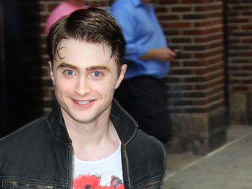 Дэниел Редклифф (Daniel Radcliffe) признался в злоупотреблении спиртным