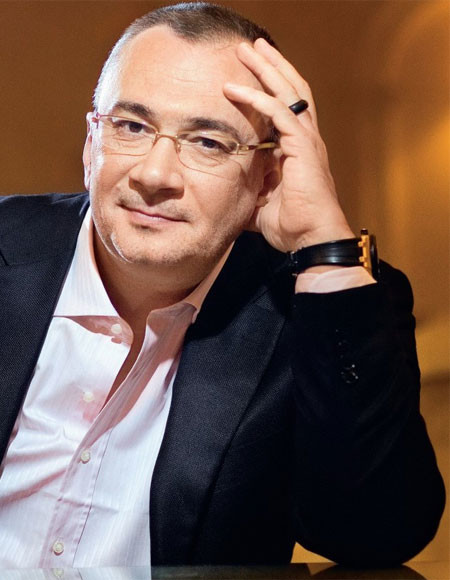 Константин Меладзе ищет танцоров