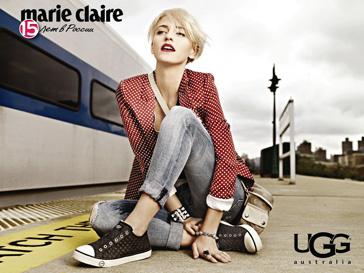 20 сентября в магазине UGG ® Australia будет действовать скидка 30% на обувь из коллекции осень-зима 2012/13
