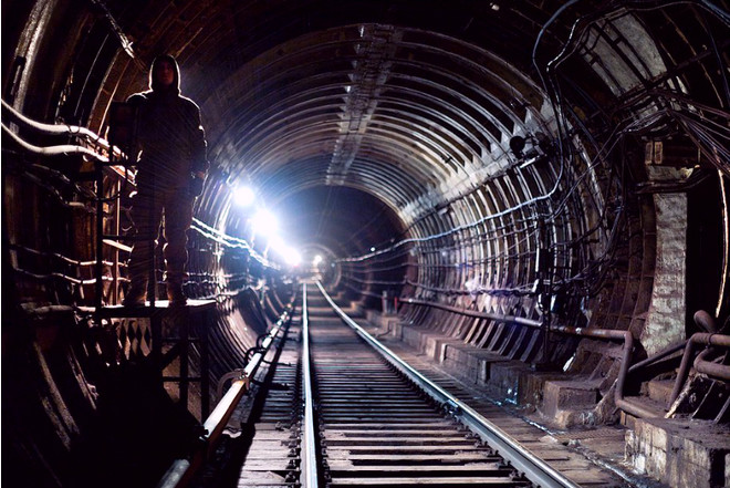 мифы и легенды петербургского метро