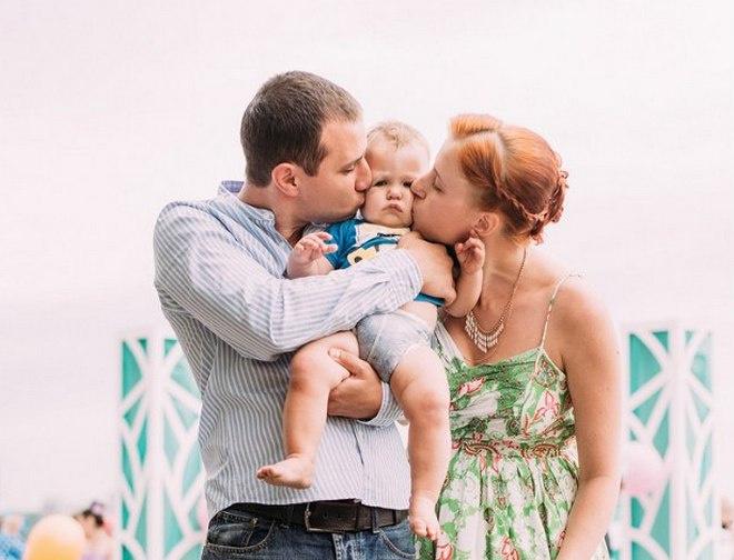 В Воронеже прошел фестиваль «Счастливая мама».