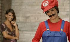 Пенелопа Крус снялась в образе героя Марио