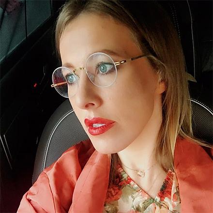 Ксения Собчак, фото