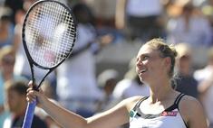 Вера Звонарева пробилась в полуфинал US Open