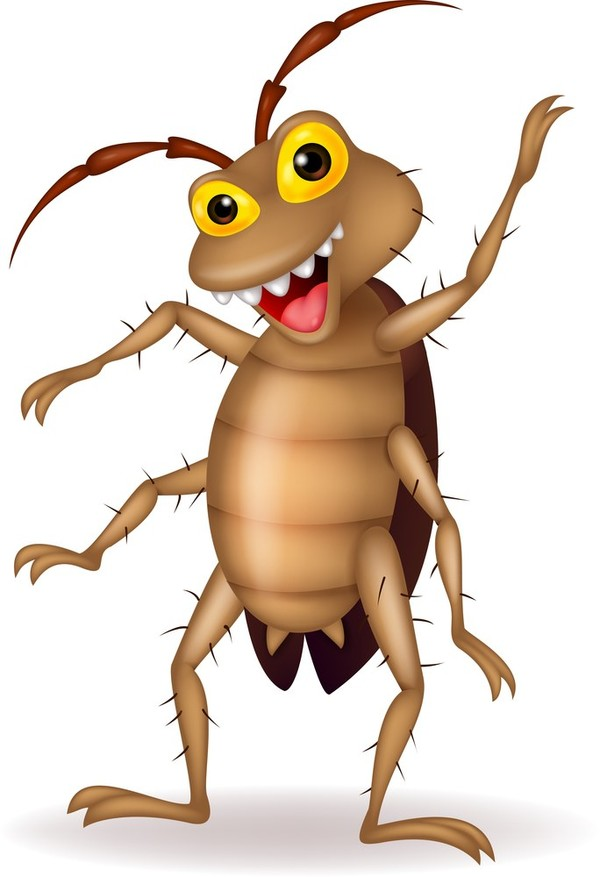 Неприятные сны с тараканами