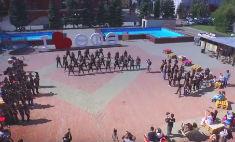 Уфимцы сняли видеоролик для шоу «ТАНЦЫ» на ТНТ