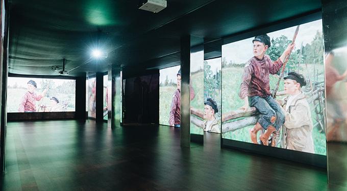 В Сочи покажут мультимедиа-спектакль «Окна в Россию. Шедевры семи поколений»