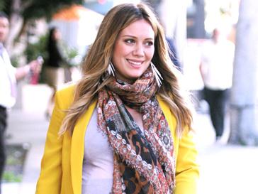 Хилари Дафф (Hilary Duff) и ее муж Майк Комри назвали новорожденного сына Лукой Крус Дафф