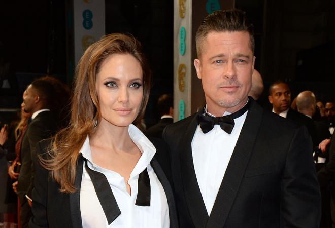 Анджелина Джоли и Брэд Питт, последние новости 2015