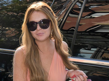 Линдсей Лохан (Lindsay Lohan) вновь нарушила закон