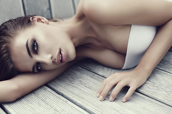 Модный макияж весна 2015