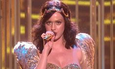 Кэти Перри шокировала нарядом и вокалом