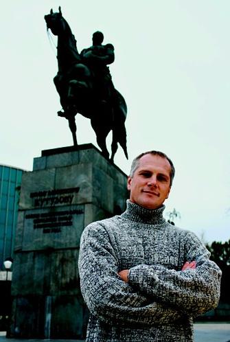 Алексей Кутузов, 39 лет, геоэколог«Я чувствую на себе ответственность»