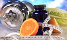 Белки+углеводы+жиры - сбалансированное питание для роста мышечной массы