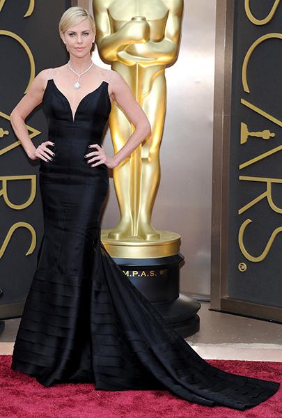 "Шарлиз Терон на ""Оскаре""-2014"