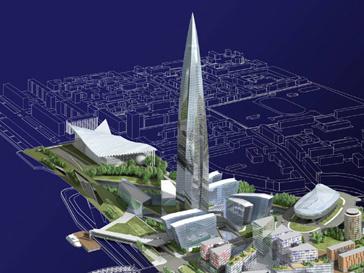 Проект «Охта-Центра»