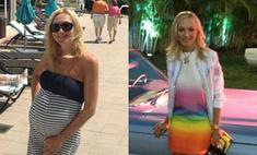 Кристина Орбакайте похудела после родов
