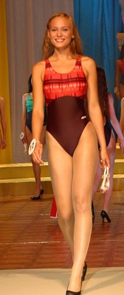 Екатерина Дурнова, «Мисс Екатеринбург-2004»
