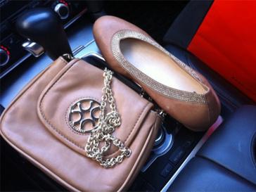 Модные новинки в гардеробе Анфисы Чеховой.