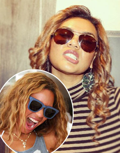 Корнелия Манго и Бейонсе (Beyonce)