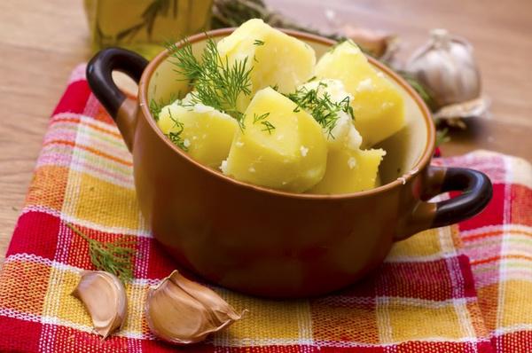 Как сварить картошку: видео рецепт
