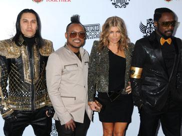 Black Eyed Peas дадут благотворительный концерт