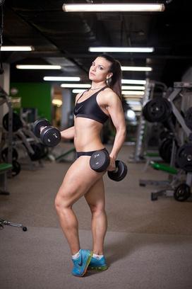 Эффективные упражнения по фитнесу, клуб X-Fit