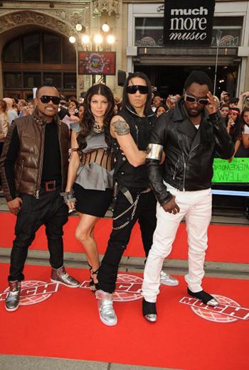 Группа «Black Eyed Peas»