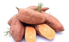 Картошка может быть и сладкой