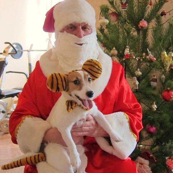 Что делать, если ребенок боится Деда Мороза