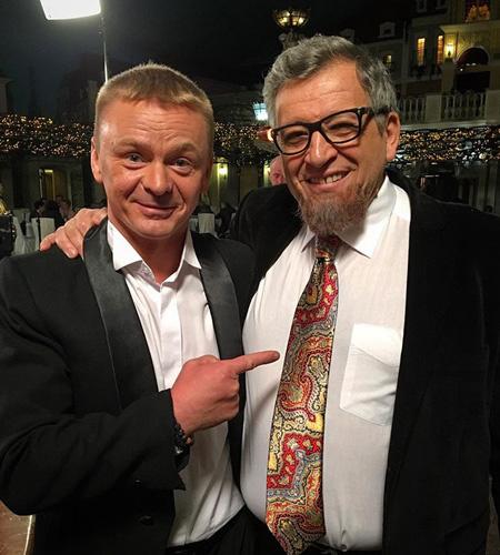 Владимир Сычев интервью 2016