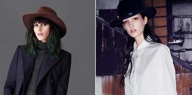 мода 2014 шляпа-слауч
