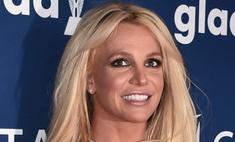Потускневший секс-символ: Бритни Спирс в «голом» микроплатье