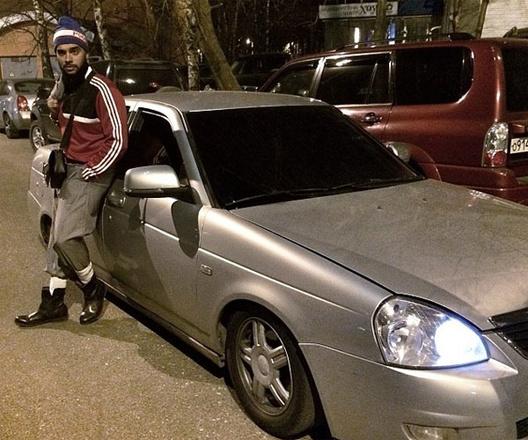 Тимати поменял дорогую машину