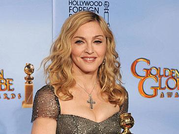 Мадонна получила премию за лучший саундтрек