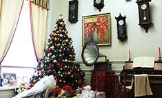 Новогодняя красавица: как украшали елки в прошлом веке