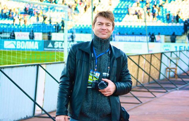 Константин Родионов, Журналист