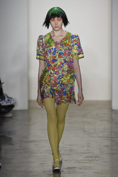Неделя моды в Нью-Йорке: 18 февраля   галерея [4] фото [2]