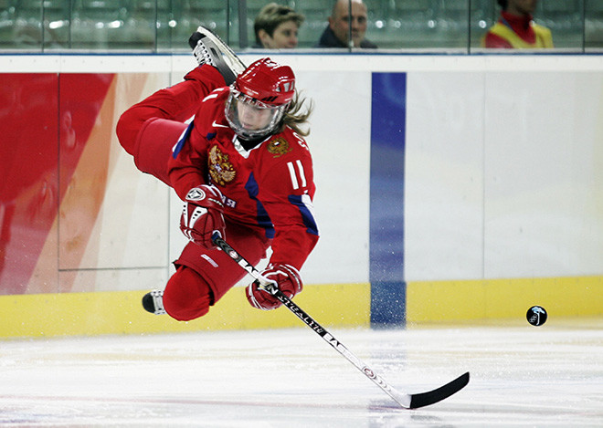 турнир по хоккею в Самаре