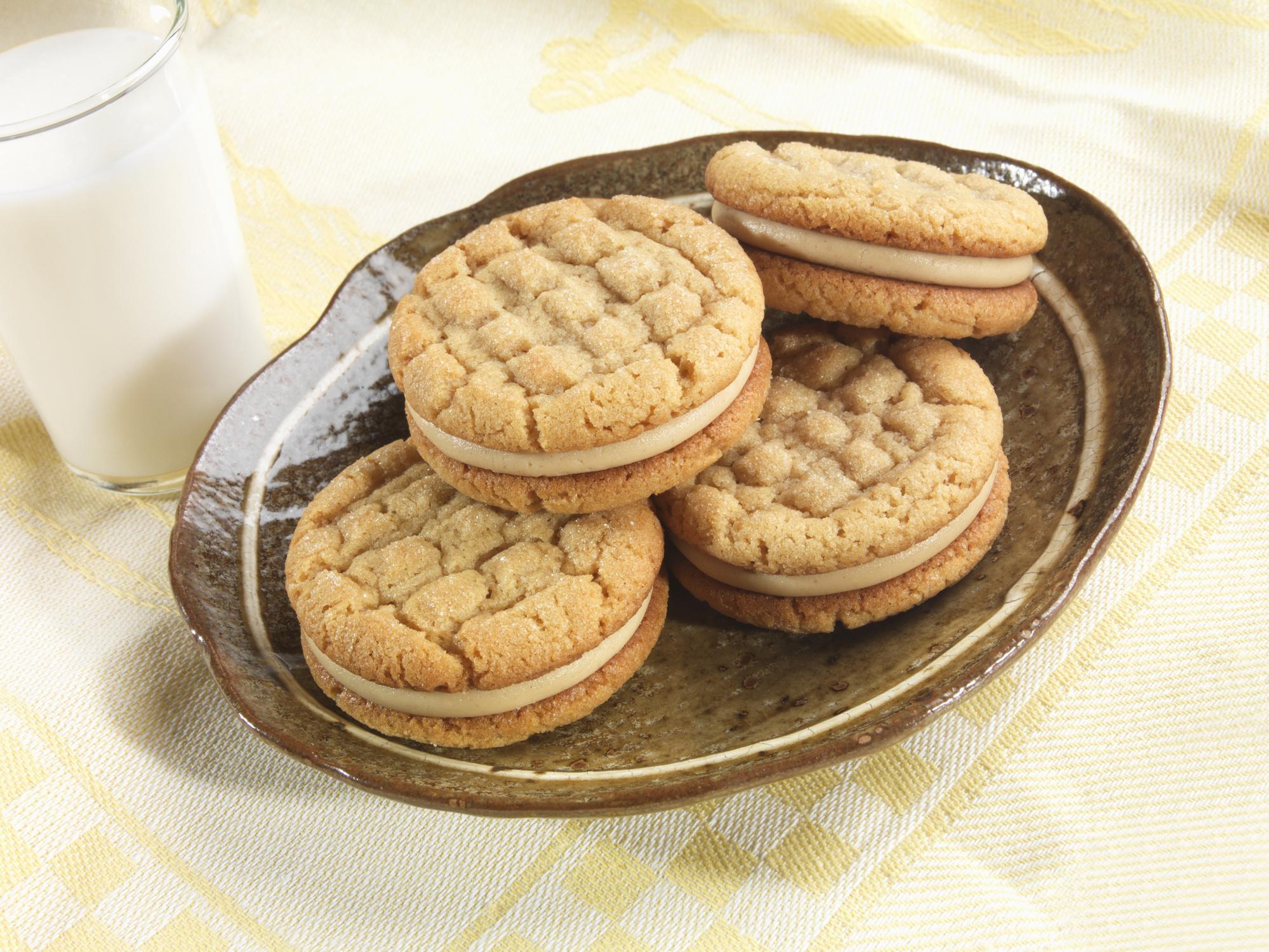 Печенье с вареньем, рецепты с фото на m: 120 88