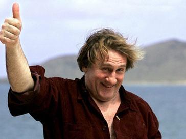Жерар Депардье (Gerard Depardieu) снимется в азербайджанской рекламе