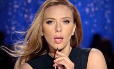 Скарлетт Йоханссон снялась в рекламном видео газировки