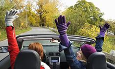 Золотая осень: 7 бюджетных поездок на машине