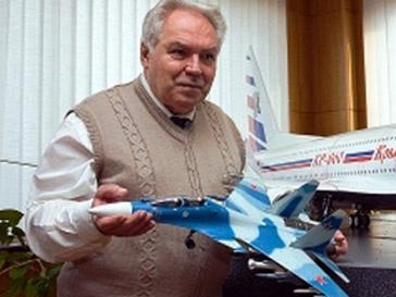 Михаил Симонов сделал конструкторское бюро «Сухой» известным на весь мир