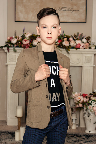 Детская неделя моды
