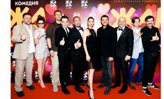 самая звездная комедия москве состоялась премьера фильма жара