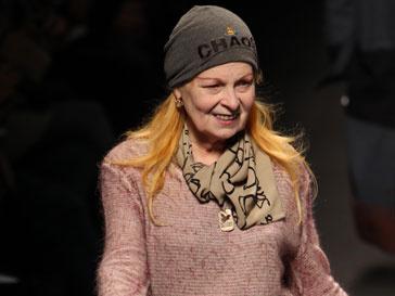 Вивьен Вествуд (Vivienne Westwood) не в восторге от стиля Мишель Обамы